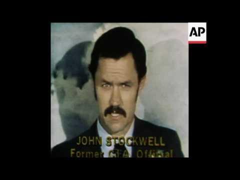 John Stockwell Angola Press Conference (1978)