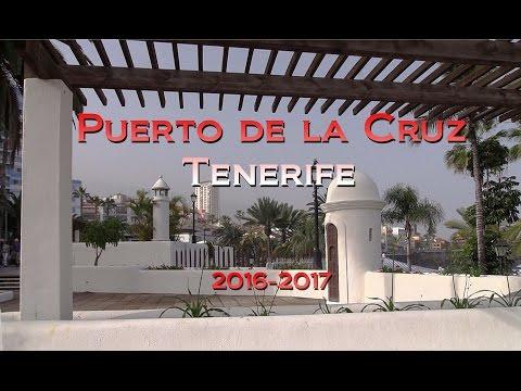 Puerto de la Cruz Tenerife 2016-2017