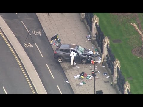 PTV news 23 Marzo 2017 - Attentato di Londra: rivendicato dall'ISIS