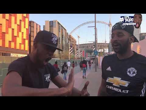 Manchester United vs Tottenham FA CUP PREVIEW | EXPRESSIONS VS FLEX 'UNITED STAND'  (Man United Fan)