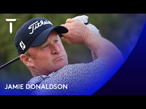 Jamie Donaldson goes low before darkness stops play | 2020 Aphrodite Hills Cyprus Showdown