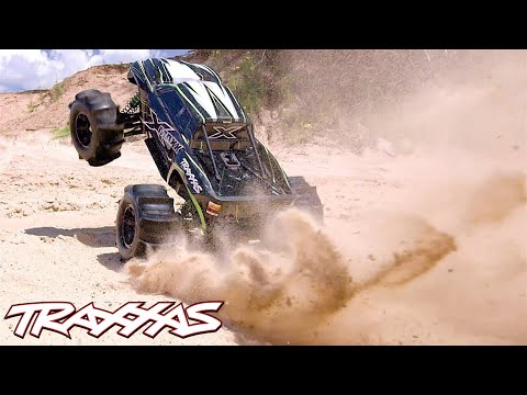 Own the Sand, Snow and Water | Traxxas Paddle Tires