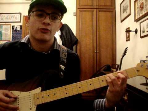 I Bet You Look Good On The Dancefloor - Arctic Monkeys (Guitar Lesson + Tabs).