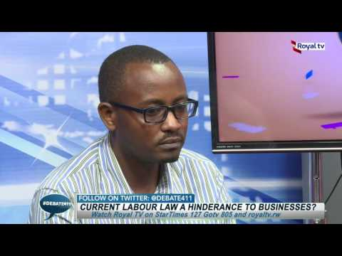 @Debate411 discusses Rwanda Labour Law Review (PART 2)