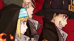 Manga y Anime | Fire Brigade of Flames