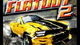 Flatout 2 Gameplay/Derby/2 wins in a row/#funny/Rus-Eng/