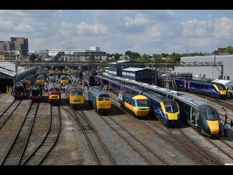 The Old Oak Common Depot Open Day