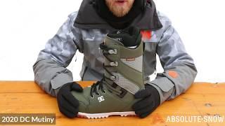 2019 / 2020   DC Mutiny Snowboard Boots