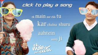 ek main aur ekk tu full songs jukebox imran khan kareena kapoor