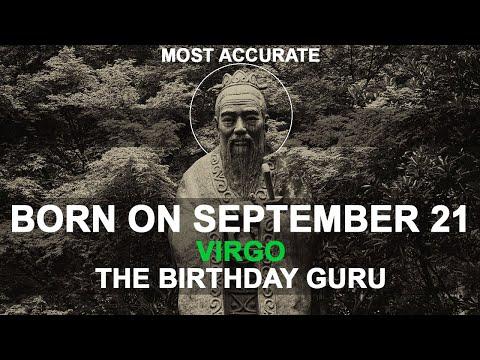 Born On September 21 | Birthday | #aboutyourbirthday | Sample