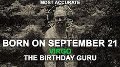 Born On September 21   Birthday   #aboutyourbirthday   Sample