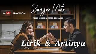 Gambar cover BANYU MOTO - Lirik dan Artinya Nella Kharisma Feat Dory Harsa