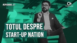 Ai aplicat la START-UP NATION? Vezi acest video! | The Start-up Show EP21