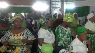 Eglise Liziba : Culte du 11 octobre 2015