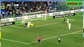 Download Video Sassuolo vs inter milan (1-0) goals and highlights 2018 /2019 MP3 3GP MP4