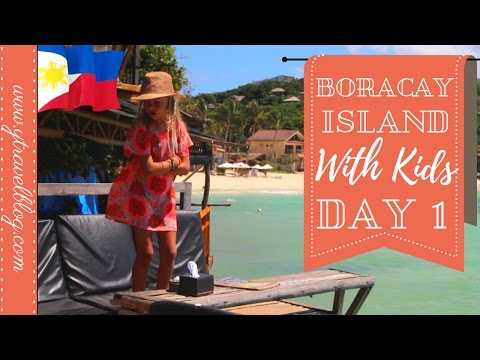 Boracay Island Philippines With Kids | Accommodation, Beaches and Food