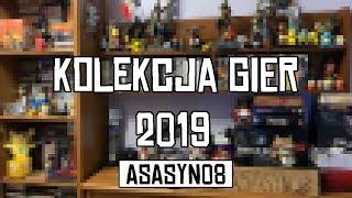Kolekcja Gier 2019 + ROOM TOUR   Asasyn08