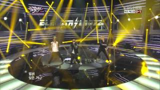 [HD1080] 12.05.11 Electroboyz - Should I Laugh or Cry @ Music bank