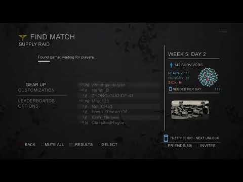 TLOU matchmaking