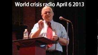 Webster Tarpley world crisis radio 6 2017