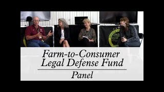 Farm-to-Consumer Legal Defense Fund Panel
