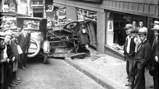 Download Photojournalist Leslie Jones 1930's Car Crashes. Mp3 and Videos