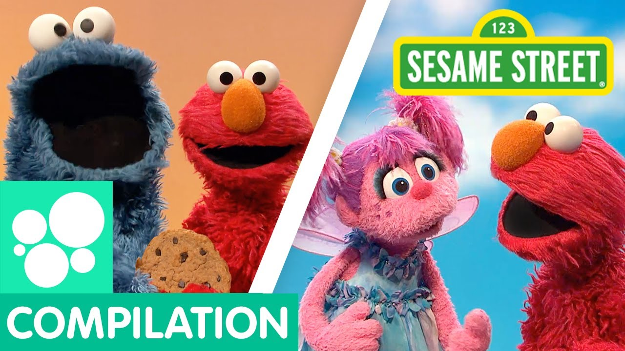 Download Sesame Street: Two Hours of Elmo and Friends Compilation!