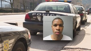 Cleveland police officer accused of urinating on 12-year-old girl during attempted kidnapping