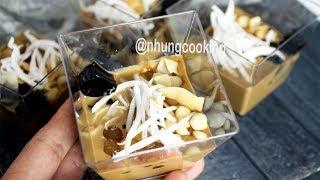 Cách Làm Cà Phê Cốt Dừa Sánh Mịn Siêu Ngon / Coconut Coffee