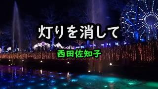 灯りを消して 夜景 (ハウステンボス) 西田佐知子.
