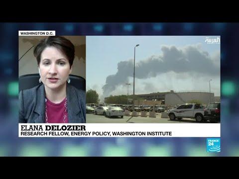 Saudi Arabia drone attacks: Houthi rebels claim attacks on Saudi oil facilities