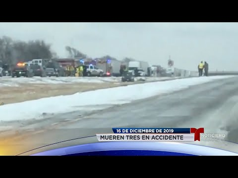 Las Noticias del Lunes 16 de Diciembre del 2019   Noticias Telemundo Nebraska