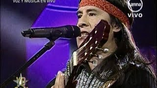 """Yo soy NICOLAS REYES Gipsy kings peruano""""DJOBI DJOBA"""" COMPLETO 23-04-2013 peru - Yo soy 23 abril."""