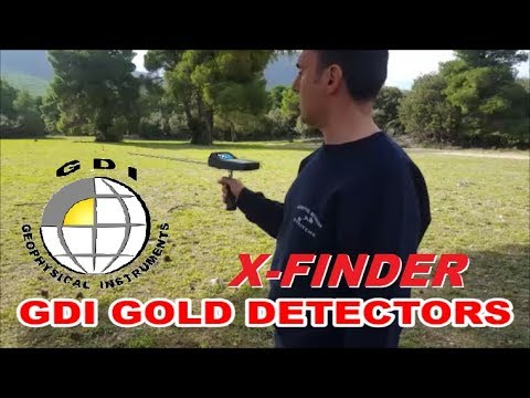 How to select good long range gold detector | X-FINDER