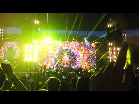 Hymn For The Weekend - Coldplay - A Head Full Of Dreams | Frankfurt a. M. 2017