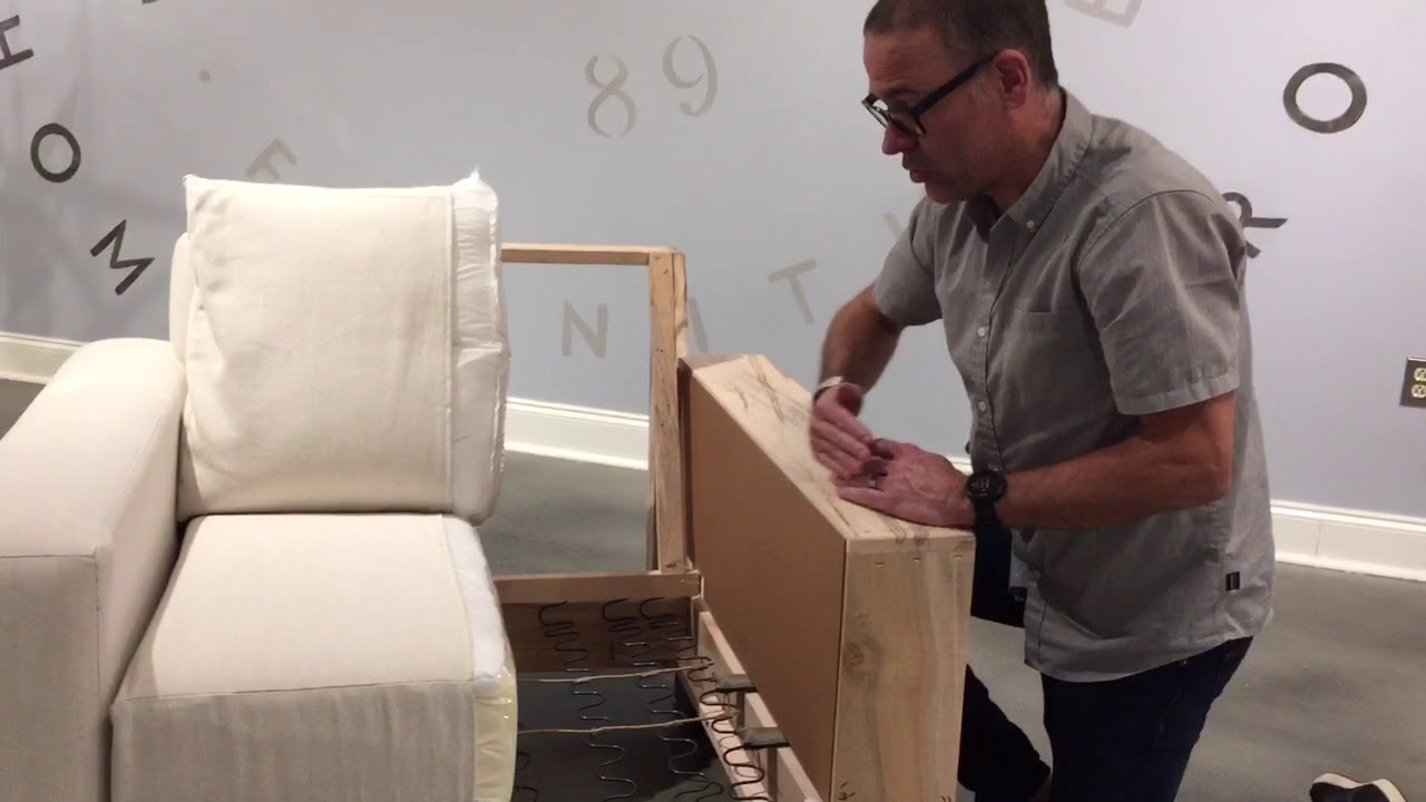 Younger Furniture Frame Construction