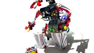 Lego Mindstorms Blast3r Droid | Ev3 Motorized RC Sentinel (mySENTIN3L)