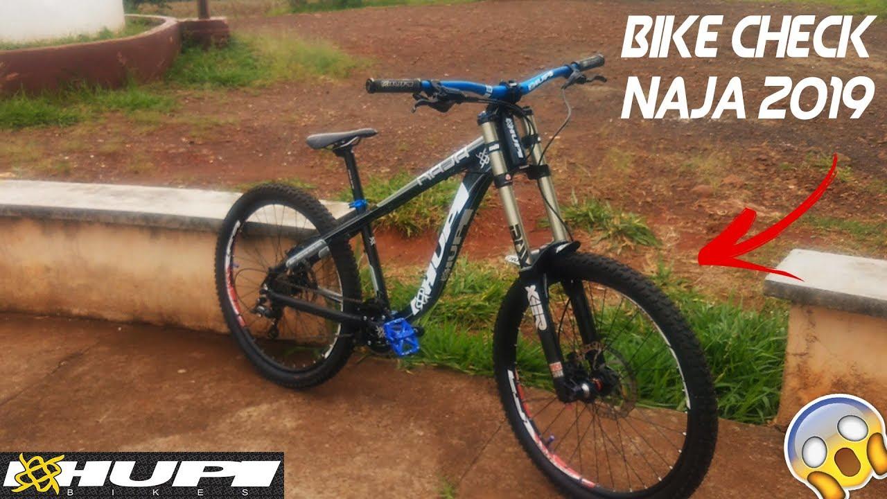 Bike check Hupi Naja 2019 Boxxer