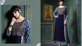 Designer kurtis  Latest trendy long kurtis Rayon Kurtis  chiffon Kurtis  cotton Kurtis