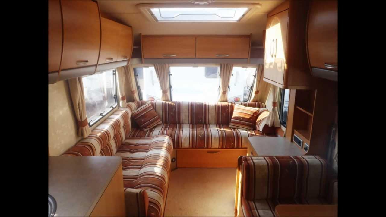 Swift Archway Barnwell 1995 Model Caravan Youtube
