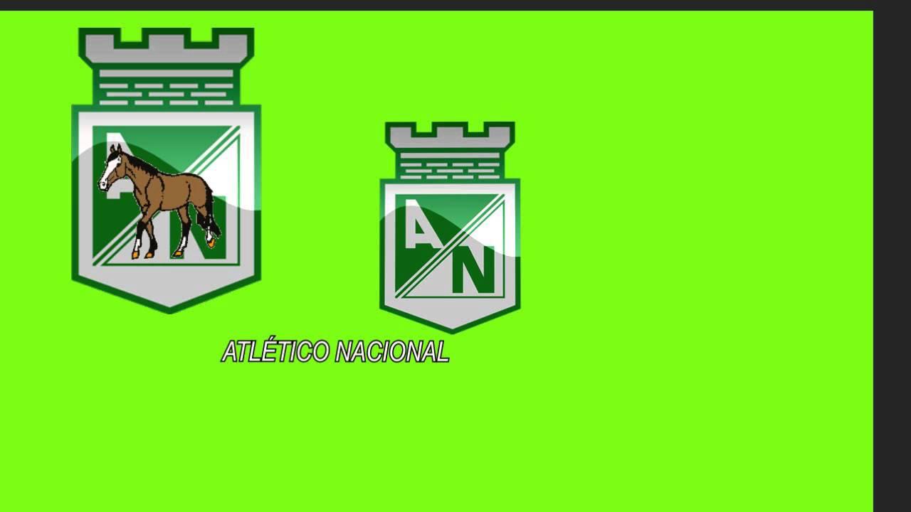 Escudo De Atl U00e9tico Nacional Con Un Caballo Fino YouTube