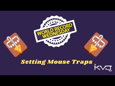 World-Record-Wednesday-Setting-Mouse-Traps-7-28-21