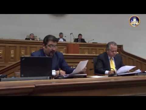"""Este es el acuerdo de la AN para """"restablecer orden constitucional"""" aprobado este domingo"""