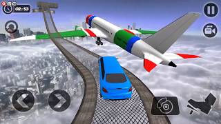 Limo Ramp Stunts 2019 - Impossible New Limousine Car Driving - Android Gameplay FHD