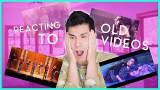 Reacting to OLD VIDEOS (3 Million Subs!!!!!!) | Sam Tsui