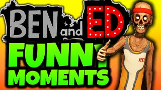 ZOMBIE OLYMPICS! - Ben and Ed: Funny Moments