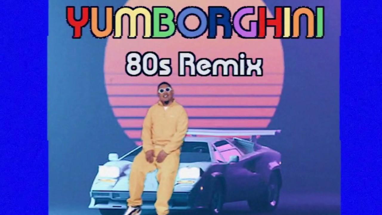 염따(YUMDDA) - 염BORGHINI (80's Remix)