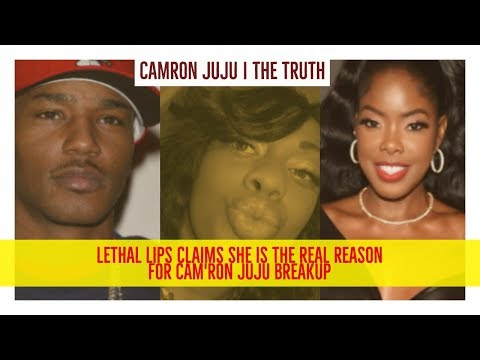 Cam'ron JUJU Breakup: Lethal Lipps Claims She is Real Reason For Breakup, Safaree JUJU