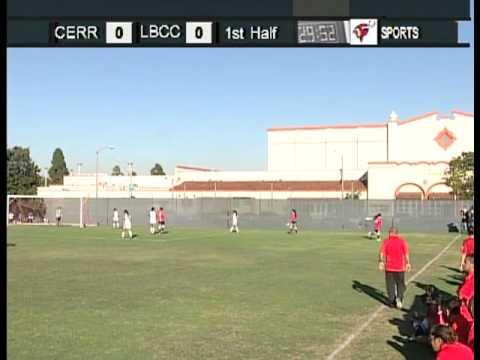 Download Women's Soccer - LBCC Vikings vs. Cerritos Falcons - 10-07-11 - First Half