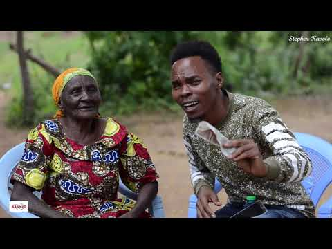 "THIS WILL SHOCK YOU.. KASOLO VISITS  HIS GRANDMOTHER!! THE ""KAKUNIKE"" STORY WILL MAKE YOU LAUGH"